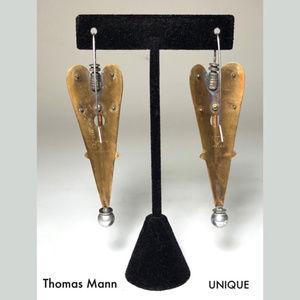 Thomas Mann Jewelry - Thomas Mann Women's Fashion Designer Earrings